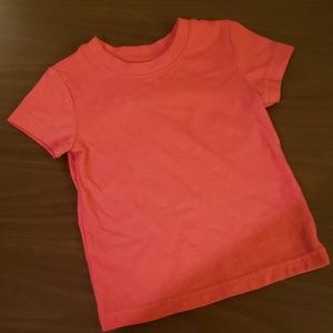 $2 with bundle! Cat & Jack Red Baby Tee-Shirt